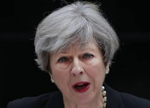 رئيسة وزراء بريطانيا تريد الإبقاء على شراكة عميقة مع الاتحاد الأوروبي