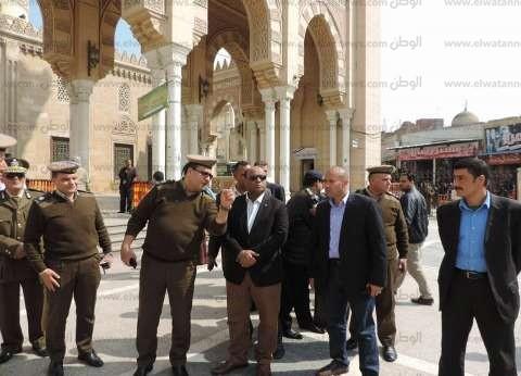 أمن الغربية يحرر  17 بلاغا للحرائق ووقاية من المفرقعات في حملة أمنية