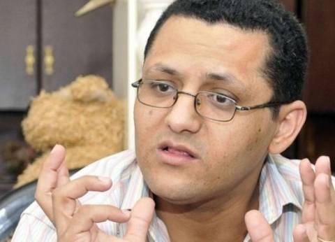 خالد البلشي يعد بالاهتمام برفع الأجور والحريات حال فوزه بعضوية مجلس الصحفيين