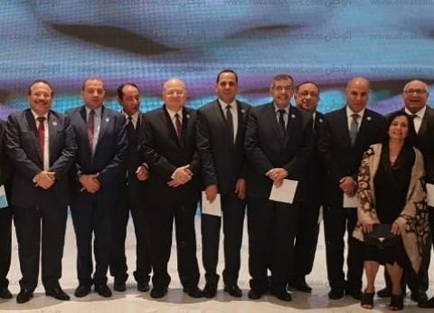 عبيد: المنتدى يثبت قدرة الشعب المصري على التواصل مع جميع شعوب العالم
