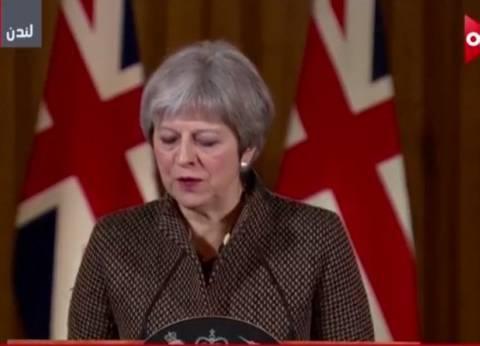 رئيس وزراء بريطانيا: ضربتنا العسكرية رد فعل لإنهاء معاناة الشعب السوري