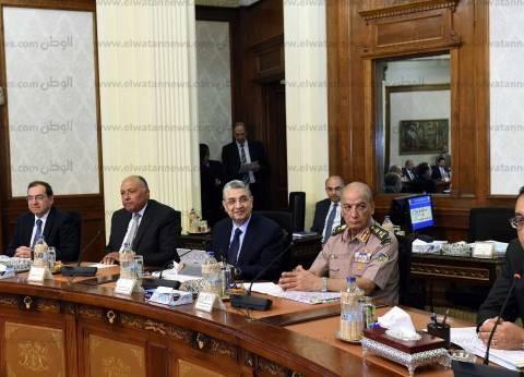 """""""الوزراء"""" يوافق على قرار الرئيس بالعفو عن مساجين في عيد الأضحى"""