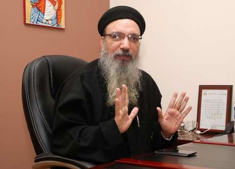 المتحدث باسم الكنيسة: الإرادة المصرية وراء نجاح الثورة.. ولو فشلنا لدخلنا فى حرب أهلية