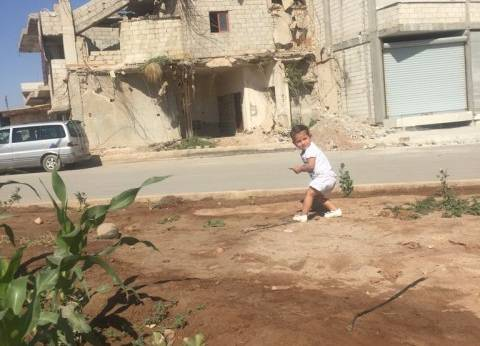 53 قتيلا مدنيا بينهم 21 طفلا في حصيلة جديدة للقصف الروسي شرق سوريا