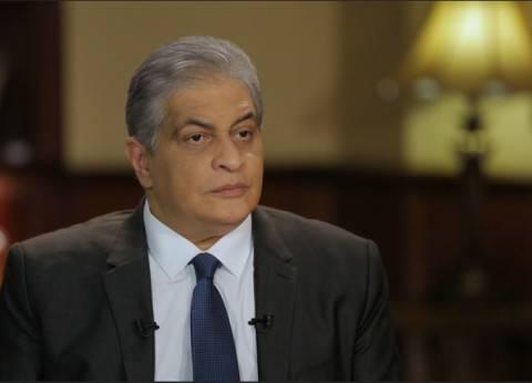 """أسامة كمال يعزي """"الداخلية"""" وأسر شهداء """"اشتباكات الواحات"""""""