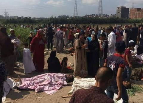 """مدير """"الأميري الجامعي"""": استقبلنا 22 مصابا بحادث الإسكندرية حالتهم حرجة"""