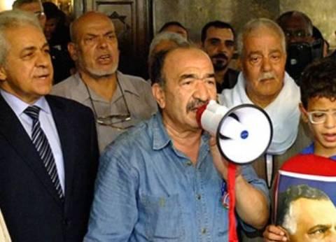 """سياسيون يحتفلون بذكرى """"ثورة يوليو"""" في ضريح """"ناصر"""": حررتنا من الاستعمار"""