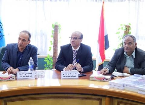 هيئة الكتاب توافق على مد نقابة الصحفيين بالإصدارات الجديدة