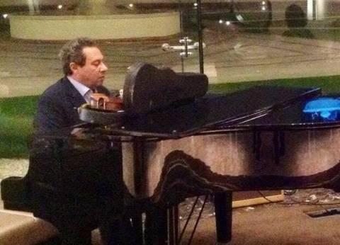 الملحن علي شرف: موسيقى «مهرجان الجونة» امتحان توزيع فُزت به