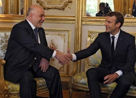ماكرون: 430 مليون يورو لتعزيز الاقتصاد العراقي