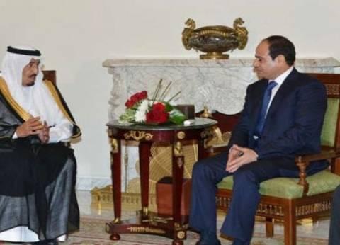 عاجل| الملك سلمان يعزي السيسي في ضحايا الطائرة المصرية المفقودة