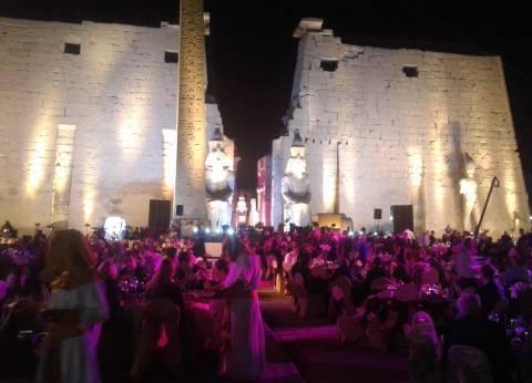 """اليوم.. معبد الأقصر يشهد حفلا """"أوبرالي"""" لكبار فناني الأوبرا العالميين"""