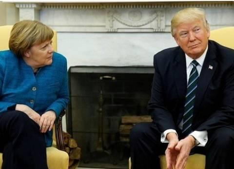 ميركل تتحدى ترامب: أوروبا مصممة على مكافحة التغير المناخي