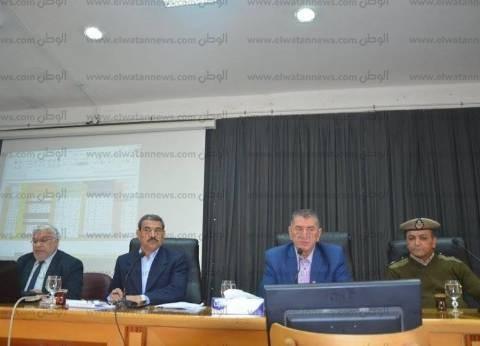 """""""تنفيذي كفر الشيخ"""" يستعرض نتائج الخطة القومية لتنمية موارد مياه الري"""