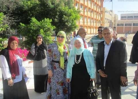 """محافظ شمال سيناء يصدر قراري تعيين مديرين في """"التربية والتعليم"""""""