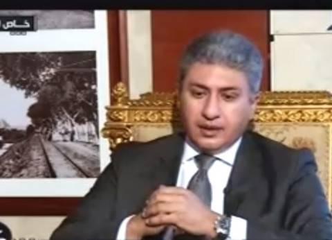 """وزير الطيران: الحكومة تعاملت بجدية شديدة مع حادث سقوط """"طائرة باريس"""""""