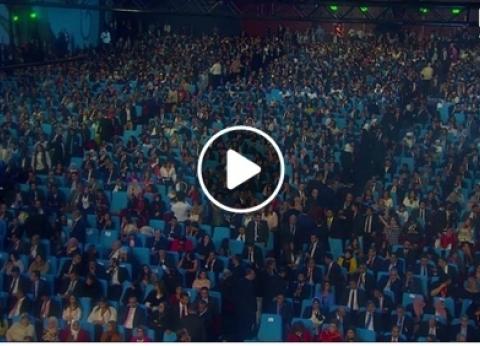 بث مباشر| انطلاق فعاليات منتدى شباب العالم