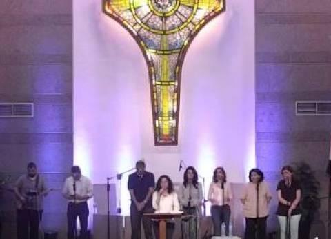 """""""كنيسة مصر الجديدة"""" تصلي للمسلمين الصائمين: """"الله يعينهم في الحر"""""""