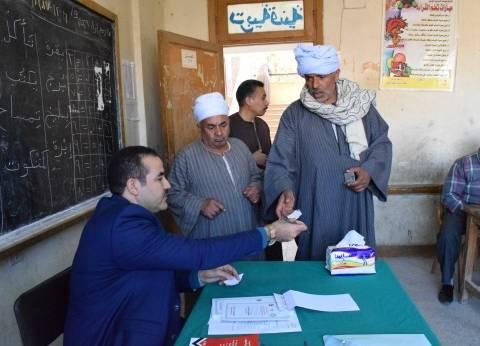 """إغلاق مقار اللجان الانتخابية وبدء الفرز على مقعد """"هرقل وفقي"""" بسوهاج"""