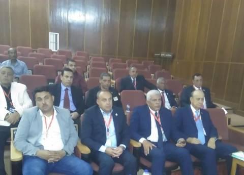 انطلاق فعاليات الملتقى العربي لاتحاد المهندسين الزراعيين بالغردقة