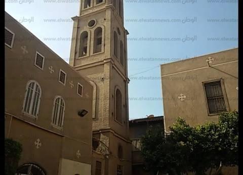 كنائس وأديرة بني سويف تدق أجراسها تضامنا مع شهداء مسجد روضة