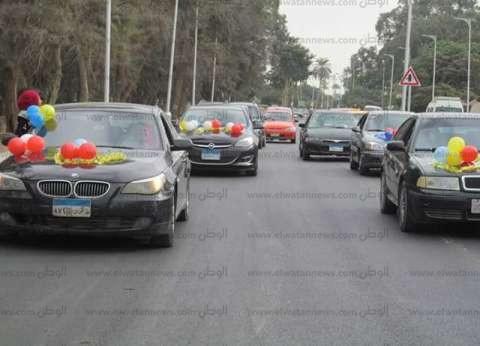 بالصور| محافظ الإسماعيلية يكرم وكيل وزارة الصحة السابق