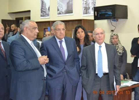 """""""القومية لتطوير القاهرة التراثية"""" ترفع تقريرا شاملا للرئيس بما أنجزته"""