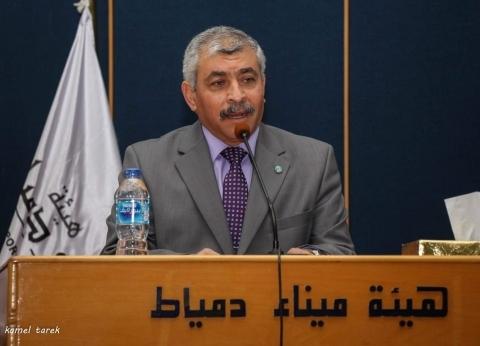 """""""دمياط"""" تشارك في اجتماع مجلس إدارة اتحاد الموانئ العربية في أبوظبي"""