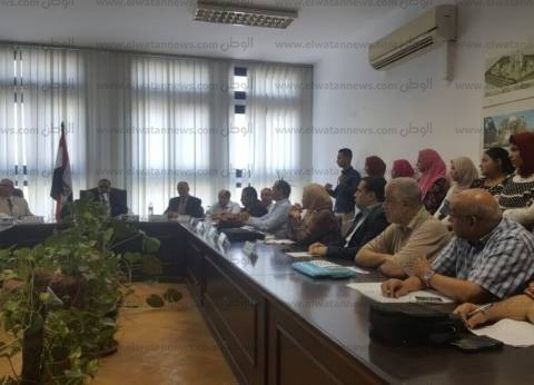 """جامعة دمنهور تستعد للمشاركة في مسابقة """"أفضل جامعة على مستوى الجمهورية"""""""