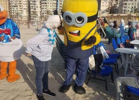 """""""فطار على البحر يا إما بلاش"""".. شعار إفطار """"طب الإسكندرية"""""""