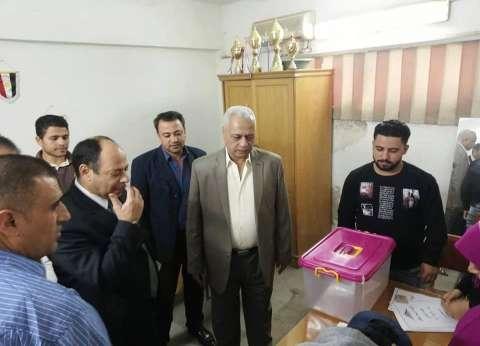 انطلاق انتخابات رؤساء الاتحادات الطلابية ومساعديهم في جامعة بنها