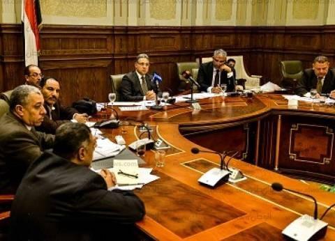 """""""محلية النواب"""" تطالب بإجبار المحاجر غير المرخصة على تقنين أوضاعها"""