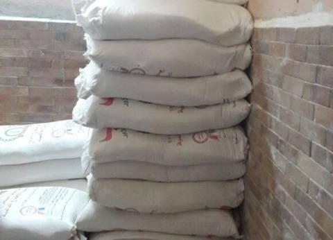 ضبط صاحب مخبز حر بالإسكندرية لاستخدامه 400 كيلوجرام دقيق مدعم في إنتاج الخبز