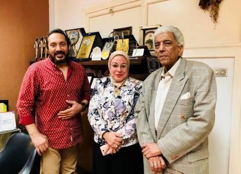 """علي الحجار يشدو بـ""""أسماء الله الحسنى"""" في رمضان على """"صوت العرب"""""""