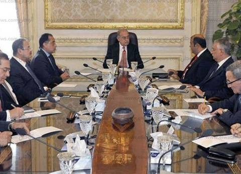 رئيس الوزراء يستعرض الموقف التنفيذي للمشروعات القومية