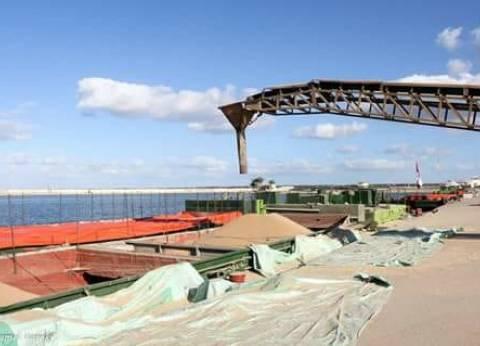 حوار مجتمعي حول إنشاء محطة الحاويات الثانية بميناء دمياط