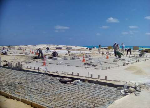 «العلمين الجديدة».. مدينة أحلام على «ساحل المتوسط»