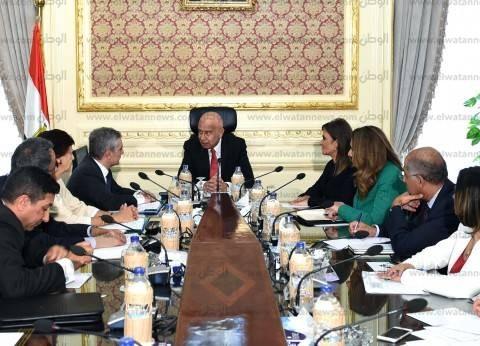 بدء اجتماع مجلس الوزراء لمتابعة تنفيذ المشروعات القومية الكبرى
