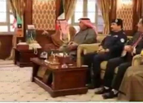 """بالصور: محافظ """"الفروانية"""" يرحب بزيارة محافظ جنوب سيناء للكويت"""