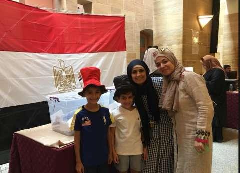 مؤسسة سيدات مصر: الإخوان حاولوا تشوية المشهد الانتخابي بلندن وفشلوا