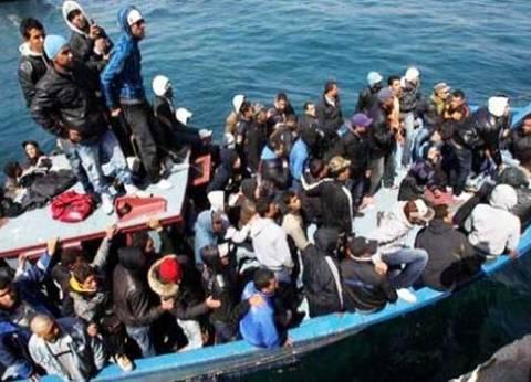 وصول 31 ناجيا من حادث غرق مركب هجرة غير شرعية للإسكندرية