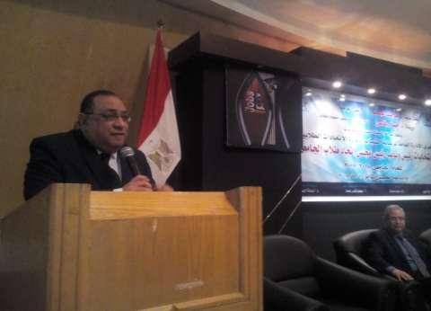 رئيس جامعة حلوان: اتحاد الطلاب مصنع القيادات وأنا أحد خريجيه