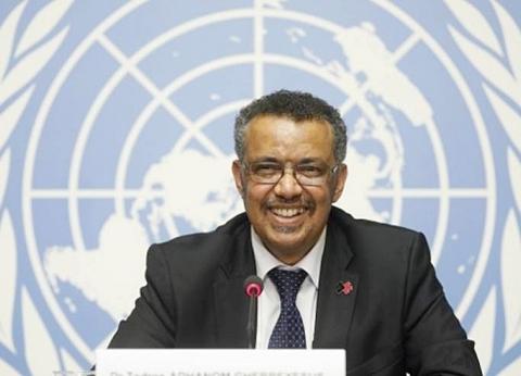 """أول مدير أفريقي منتخب بـ""""الصحة العالمية"""".. 12 معلومة مهمة عن """"أدهانوم"""""""