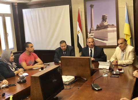 محافظ الإسكندرية: مخطط زمني لإنجاز طلبات تقنين أراضي الدولة