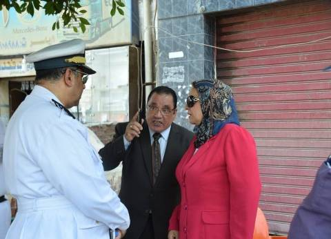 نائب محافظ القاهرة تصدر تعليمات بتقليم الأشجار تفاديا للرياح