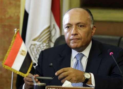 """""""الخارجية"""" تعرب عن أسفها بشأن قرار البرلمان الأوروبي عن """"حقوق الإنسان في مصر"""""""