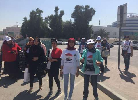 سفير مصر بواشنطن: أتوقع زيادة الإقبال على التصويت في اليومين المقبلين