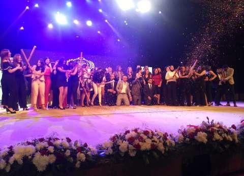 وزيرة الهجرة تشهد حفل تخرج طلاب أكاديمية النقل البحري بالإسكندرية