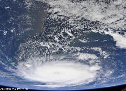 ارتفاع أعداد القتلى جراء الإعصار دوريان في جزر البهاما إلى 20 شخصا
