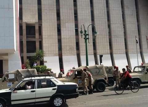 """استنفار أمني بجنوب سيناء عقب الهجوم الإرهابي علي كمين """"زغدان"""""""